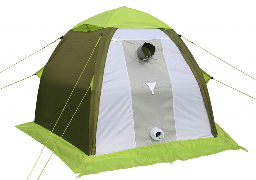 Стенка огнеупорная на палатке ЛОТОС 3 Саммер