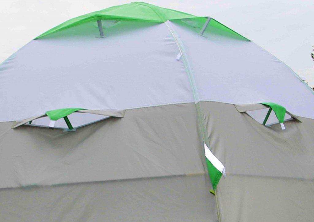 окошки на зимней палатке ЛОТОС 3